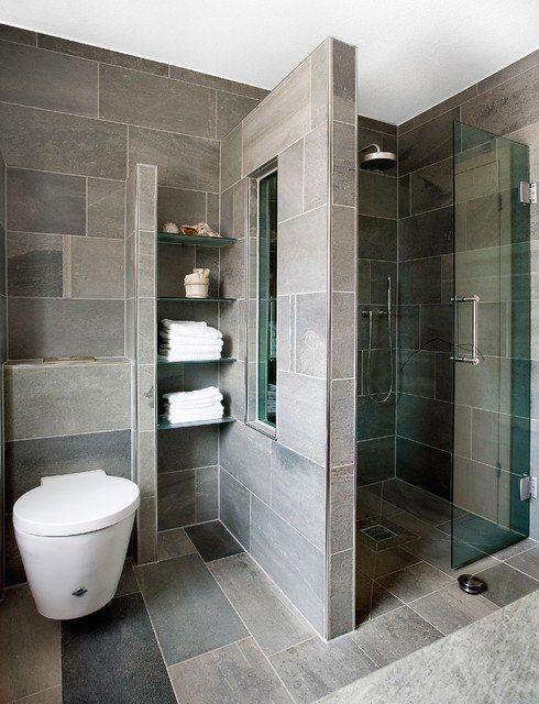 65 Stunning Contemporary Bathroom Design Ideas To Inspire Your Next Renovation Gra Bathroom Design Small Small Bathroom Remodel Contemporary Bathroom Designs