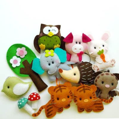 Fun Animals Party Favors
