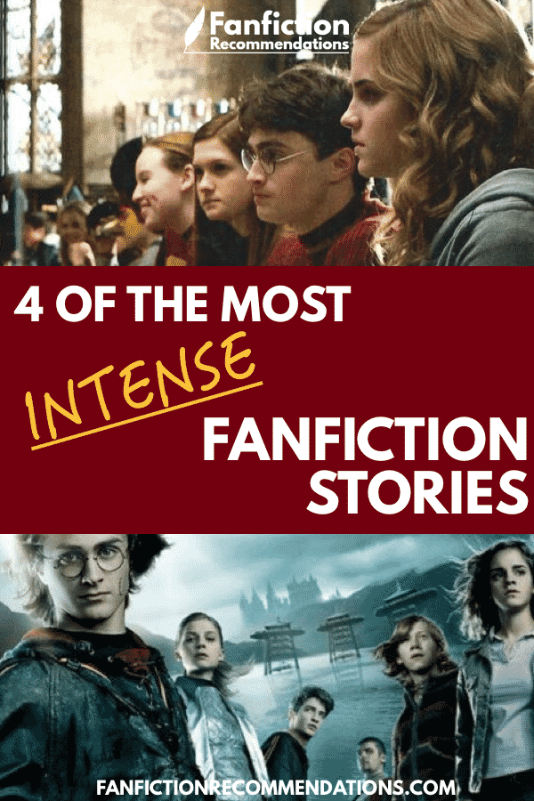 4 Of The Most Intense Harry Potter Fanfiction Stories You Can Read In An Hour Fan Fiction Stories Harry Potter Fanfiction Harry And Ginny Fanfiction