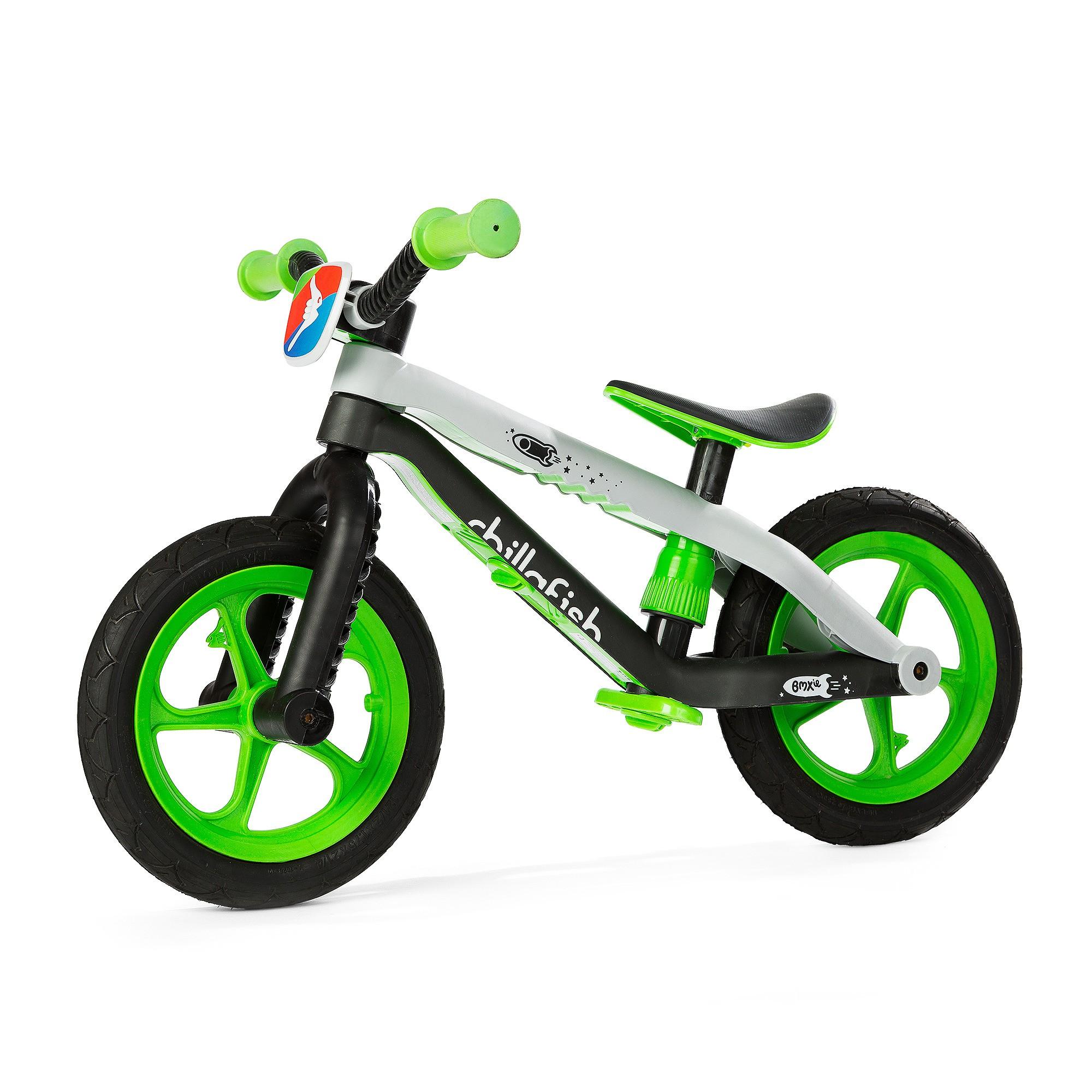 Chillafish Bmxie 12 Kid S Balance Bike 2 5 Years Lime