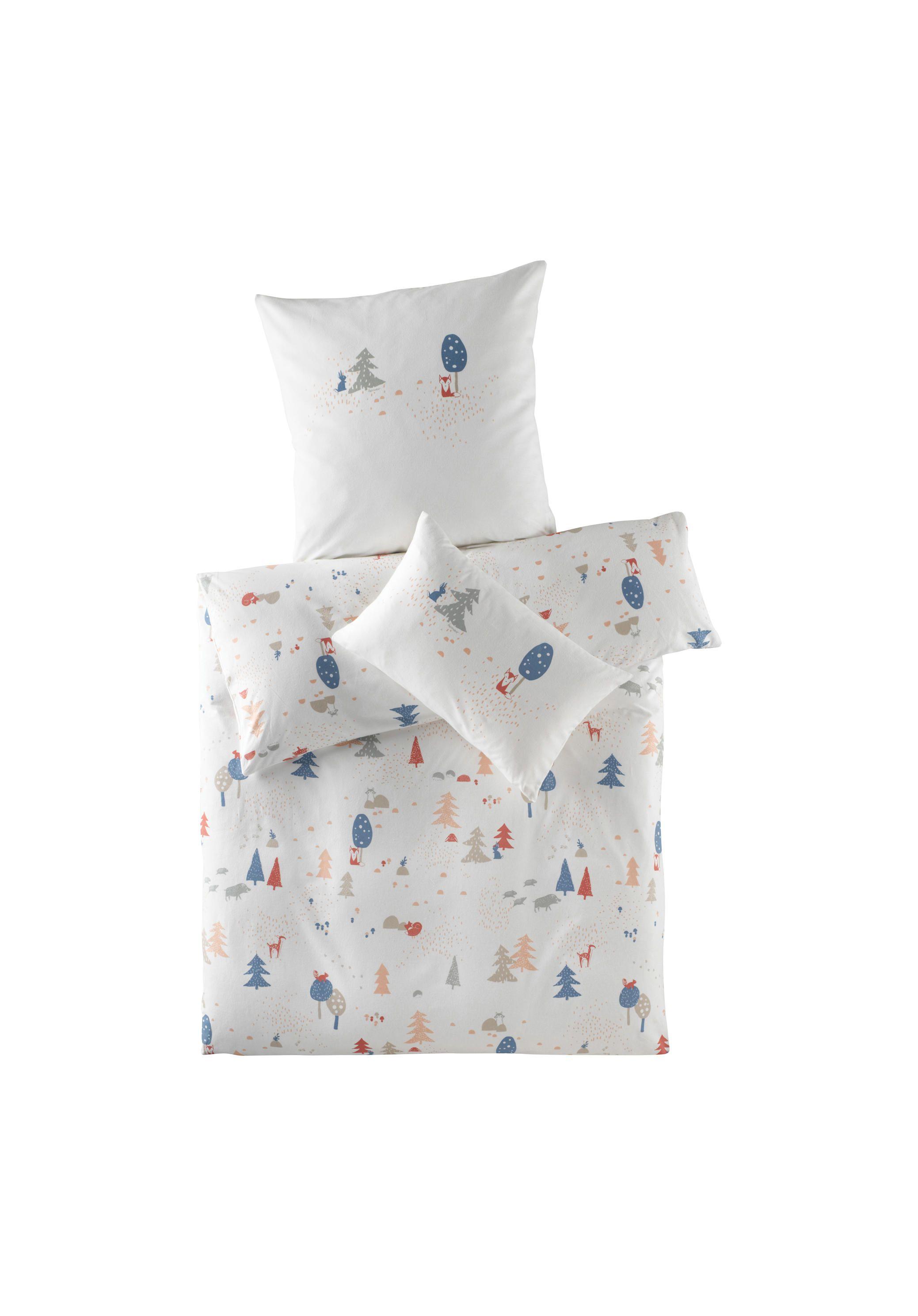 Biber Bettwäsche Für Baby Und Kinder Aus Reiner Bio Baumwolle