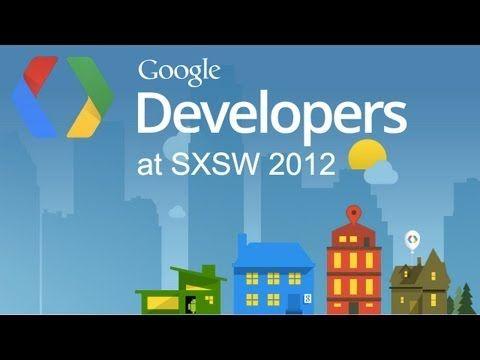 Google Developers Sxsw Lightning Talks Development Web Design Trends Information Technology