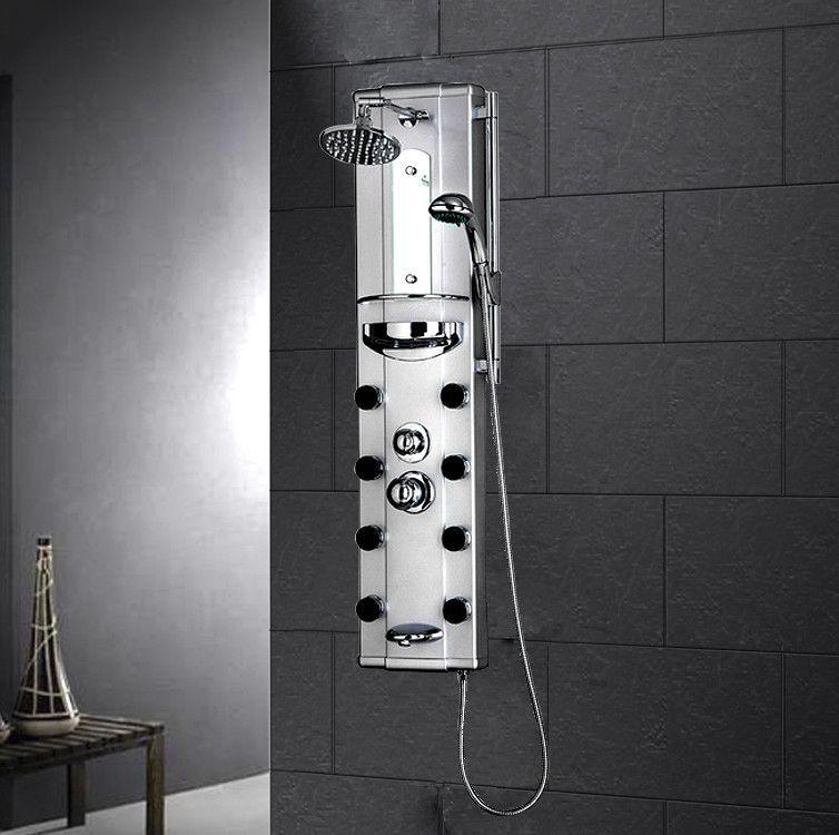 Ariel Sp 9002n Shower Panel Shower Panels Shower Heads Shower