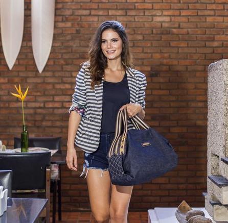 Bolsa de jeans: 45 ideas y cómo hacer esta pieza que nunca pasa de moda