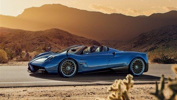 """شركة تصنيع السيارات """"السوبر"""" الإيطالية """"باجاني"""" (Pagani)، لا تصنع الكثير من السيارات، وتلك النماذج التي تصنعها تكون مكلفة للغاية. ستكشف """"باجاني"""" في معرض جنيف للسيارات الشهر المقبل، النقاب عن أحدث نماذجها، سيارة """"Pagani..."""