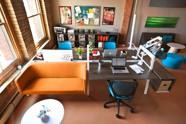 Bivi Modular Office Furniture U0026 Desk Systems