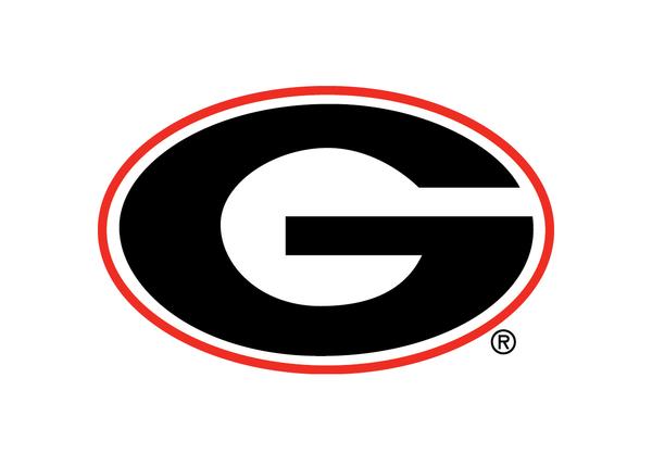 14371042701407700559georgia G Logo Original Hi Png 600 429 College Football Logos Sports Team Logos Georgia Bulldogs