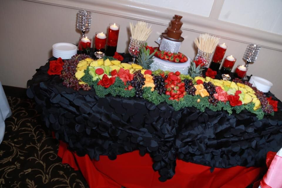 the fruit table