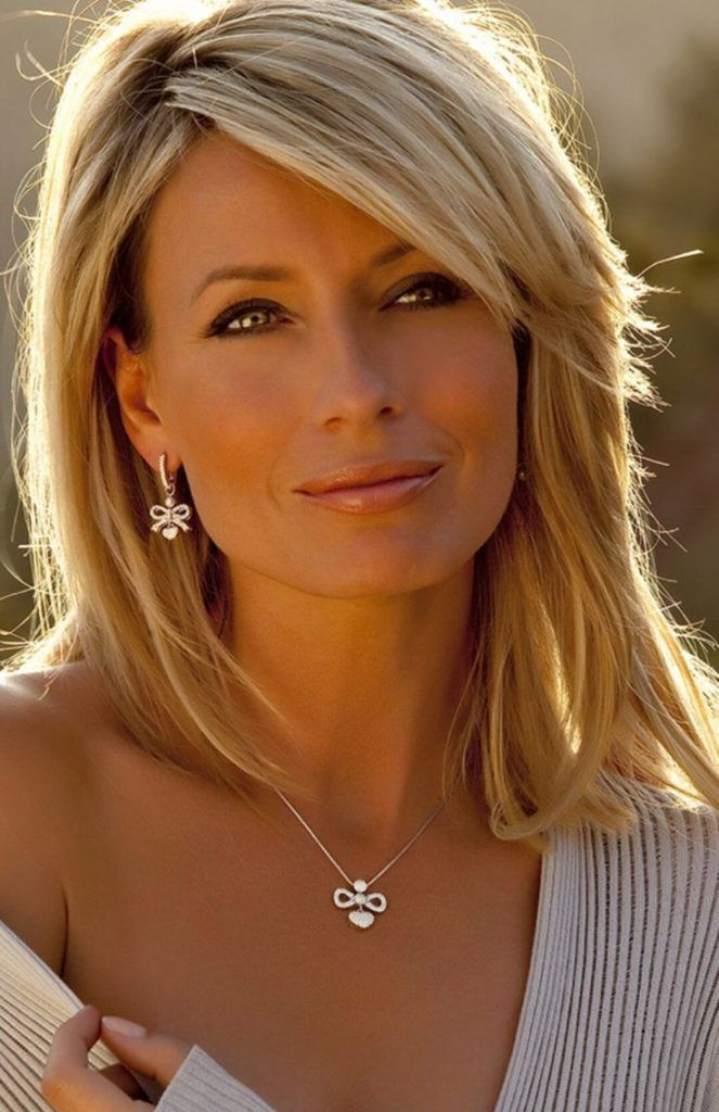 Top 25 Coolest Hair Styles For Women Over 40 coiffure