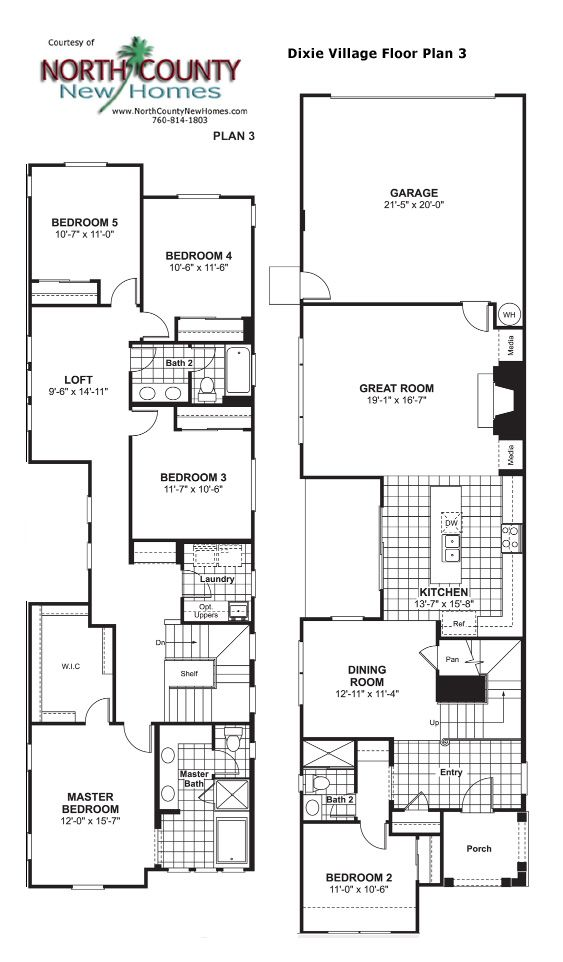 Floor plan at dixie village bedroom bathrooms square feet see also marla house plans google design rh pinterest