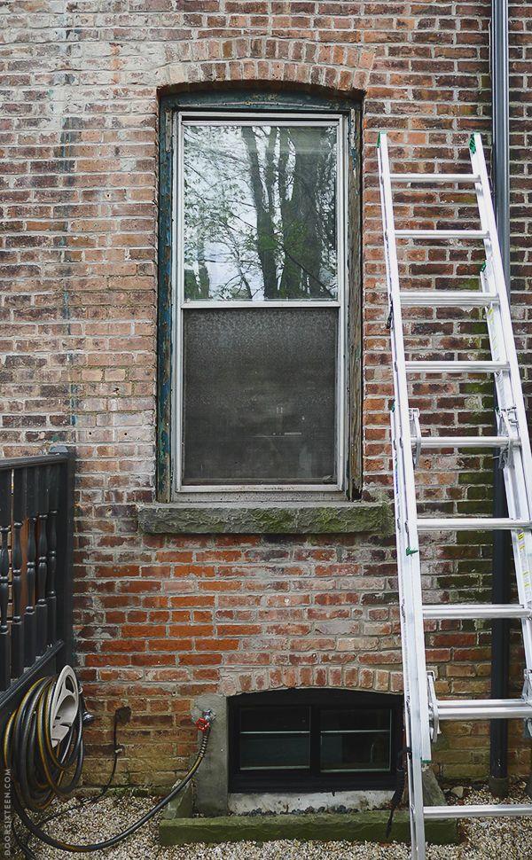 Painting aluminum storm windows. | Home Exterior | Pinterest ...