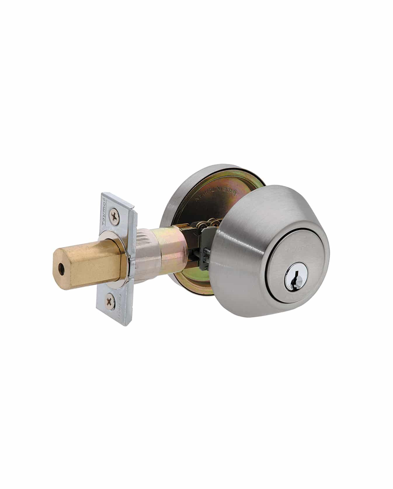 Taymor Professional Double Cylinder Deadbolt Double Cylinder