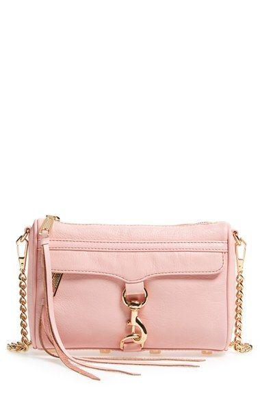 fc8e983d3b Rebecca Minkoff  Mini MAC  Convertible Crossbody Bag