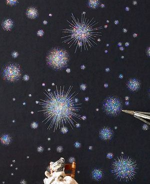 Starstruck Wallpaper - Graham & Brown