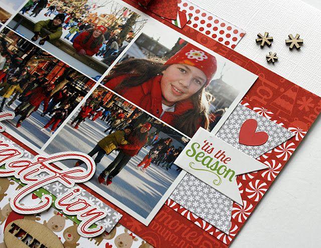 Doodlebug Design Inc Blog: Holiday Traditions: Monique's December Skating Tradition