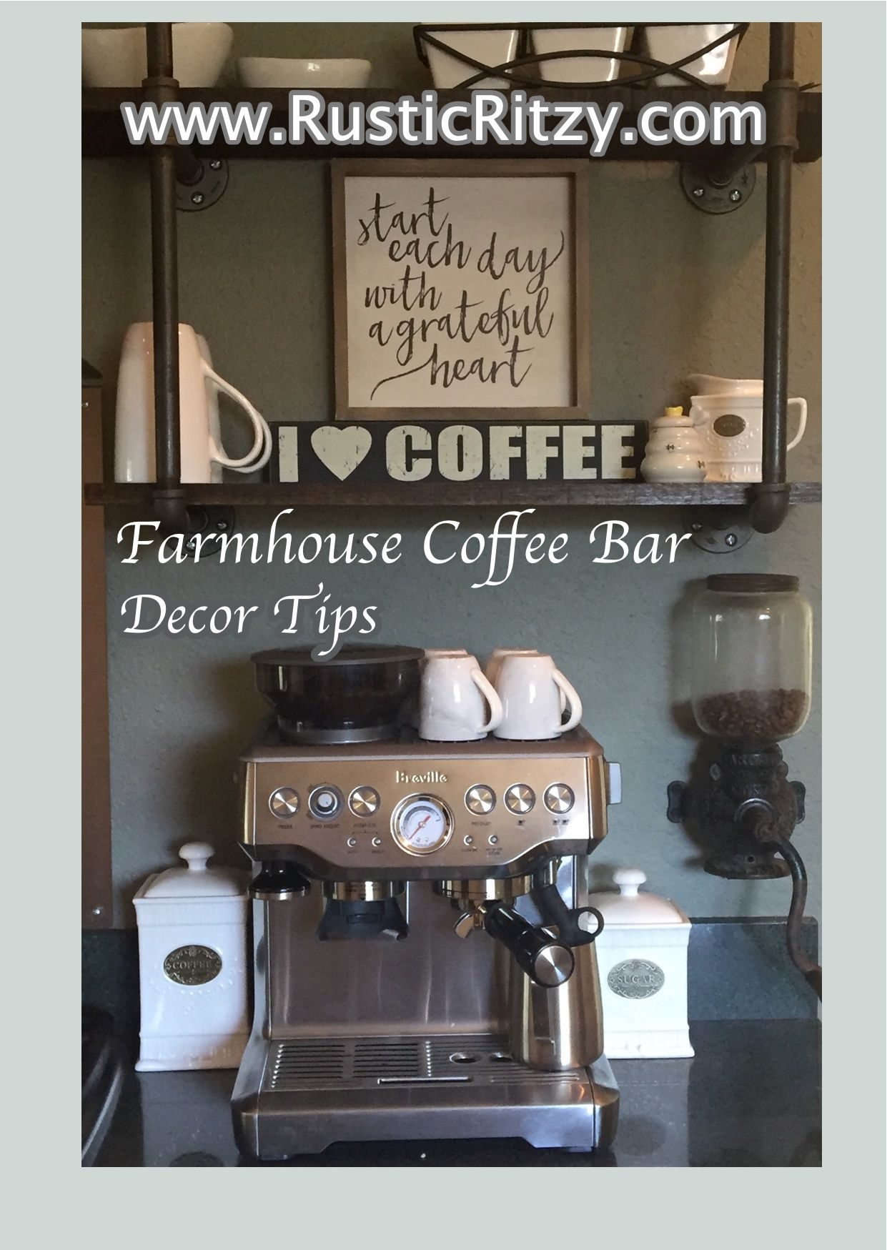 Farmhouse Coffee Shop Farmhouse Coffee Bar Decor Tips And Tricks Espresso Machine
