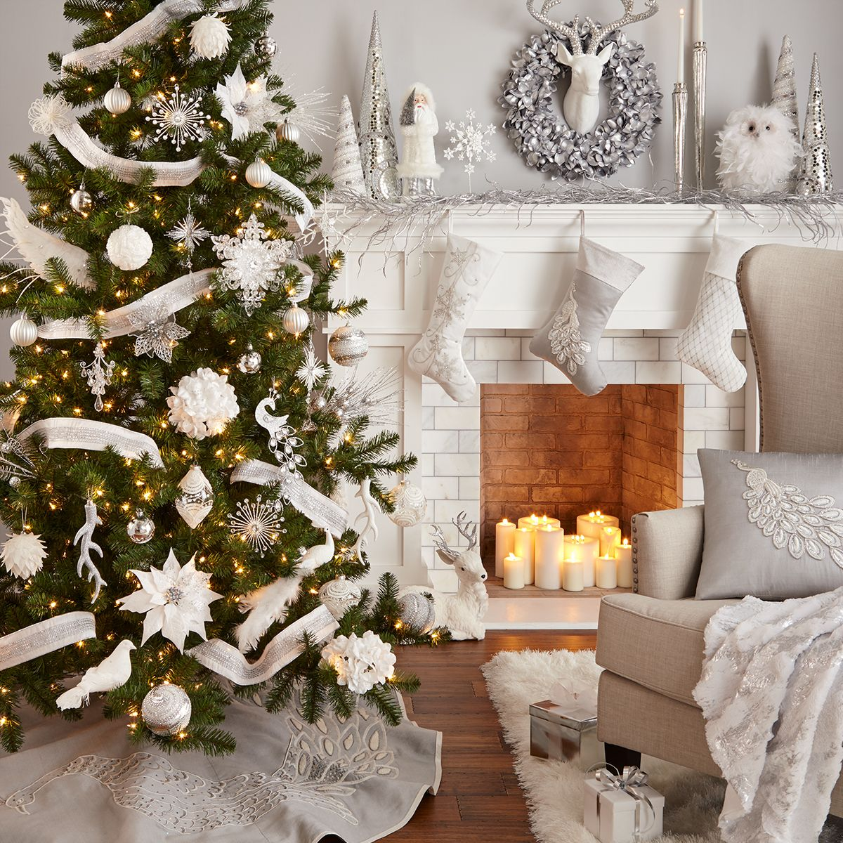 Curated Christmas Cheer Check Out Out 15 Easy To Shop Decoration Collections To Bring Your Unique And Festive Holiday Decor Holiday Decor Christmas Christmas