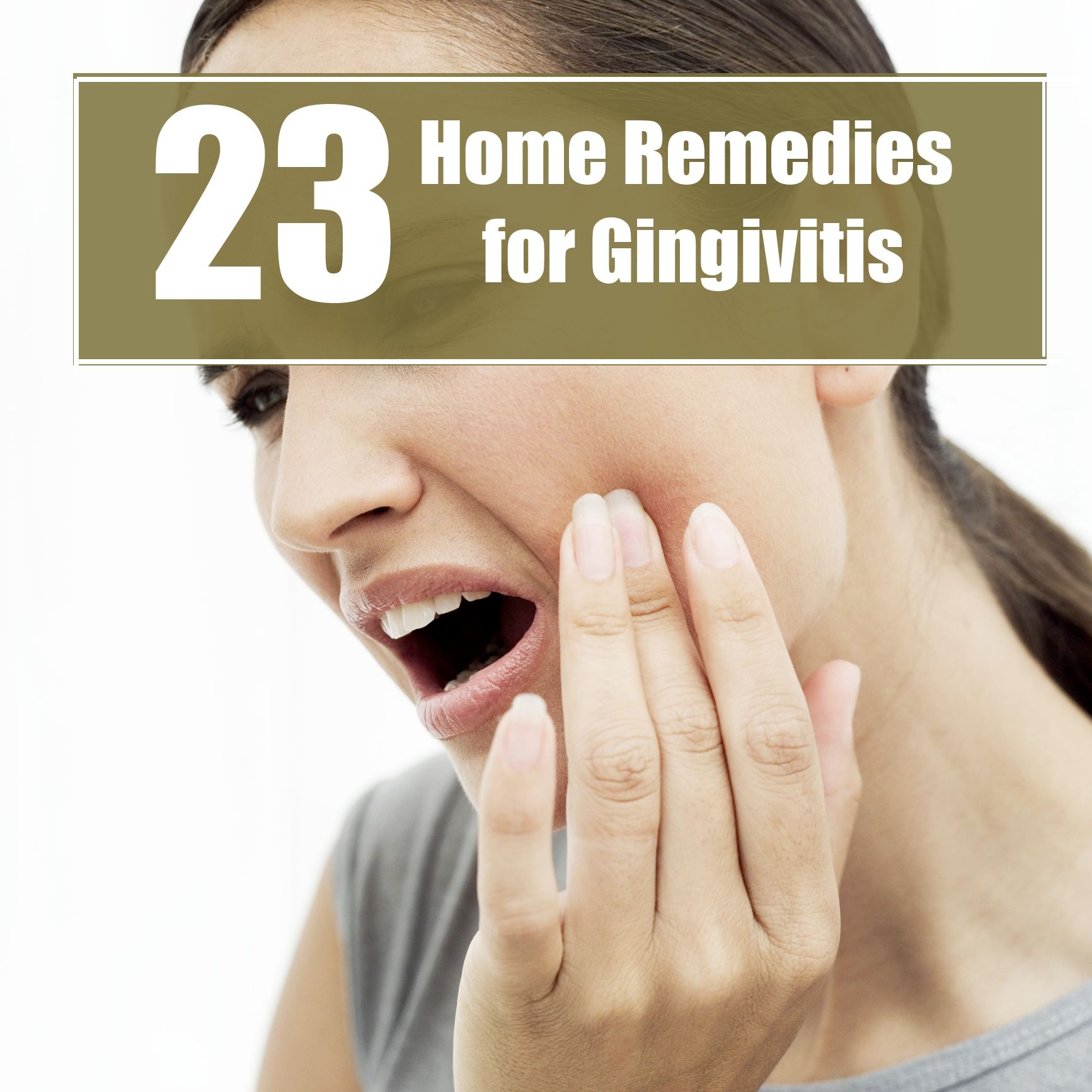 Home Remedies for Gingivitis  Home Remedies  Pinterest