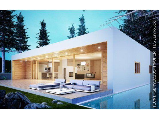 CASAS MODULARES EN VENTA - TECNI-SERVICIOS-PROPERTIES-INVERSIONES - casas modulares