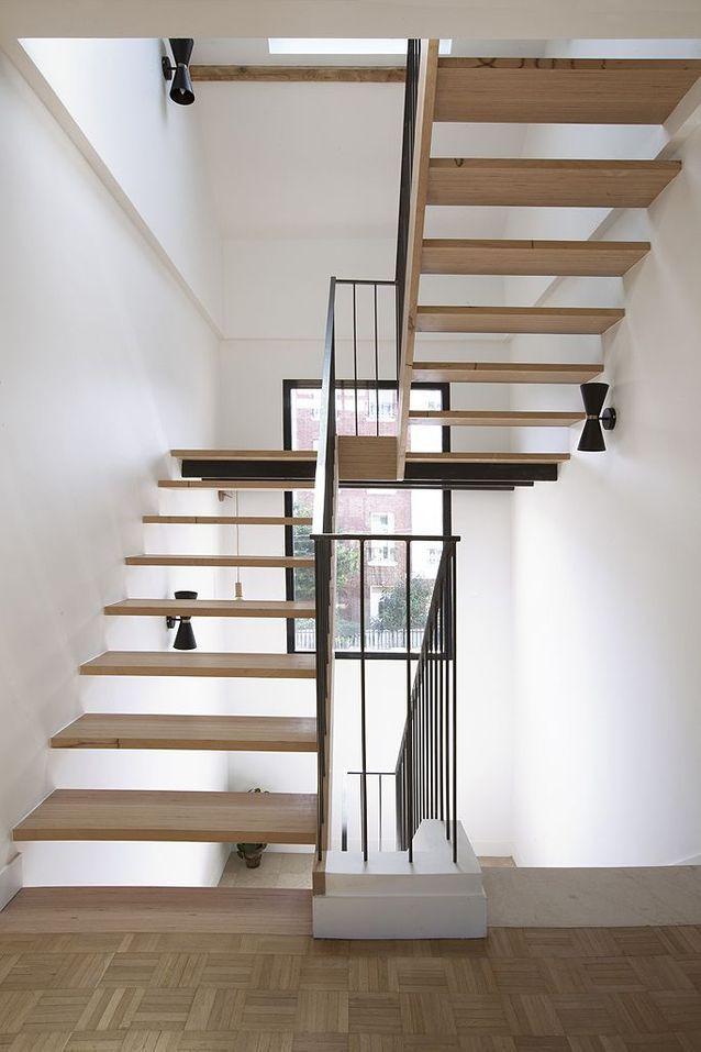 Une maison des ann es 70 m tamorphos e maison agence Carrelage annee 70