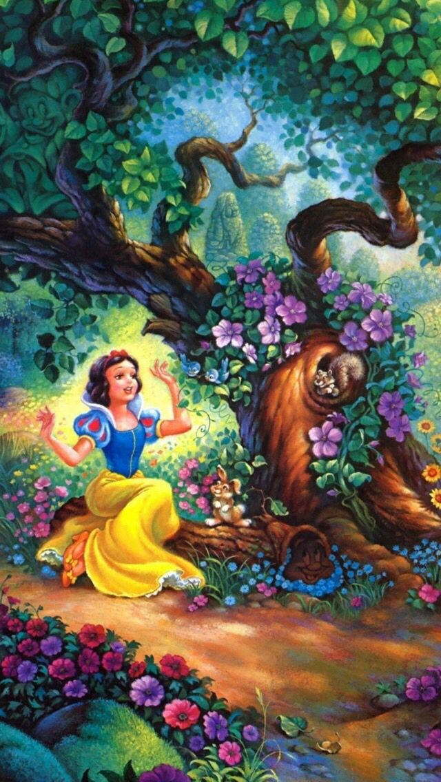 Snow White!  on We Heart It