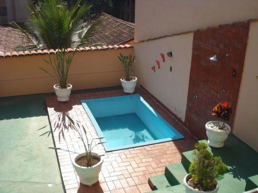 Resultado de imagem para piscina de fibra para quintal for Piscinas desmontables pequenas baratas
