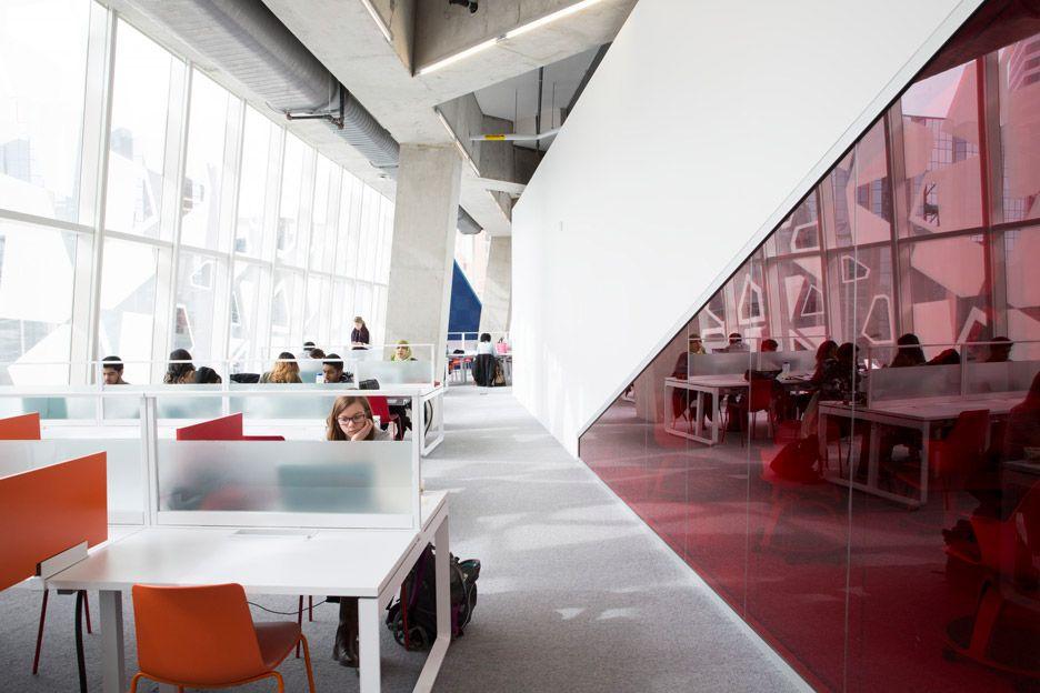 Ryerson University Student Centre By Snohetta University Student
