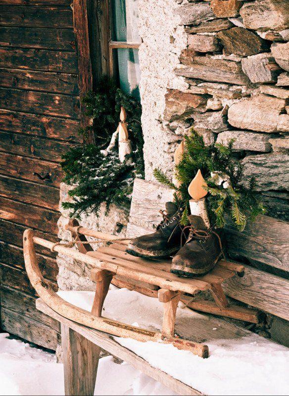 Buchempfehlung: Weihnachten in den Bergen - Fräulein K. Sagt Ja