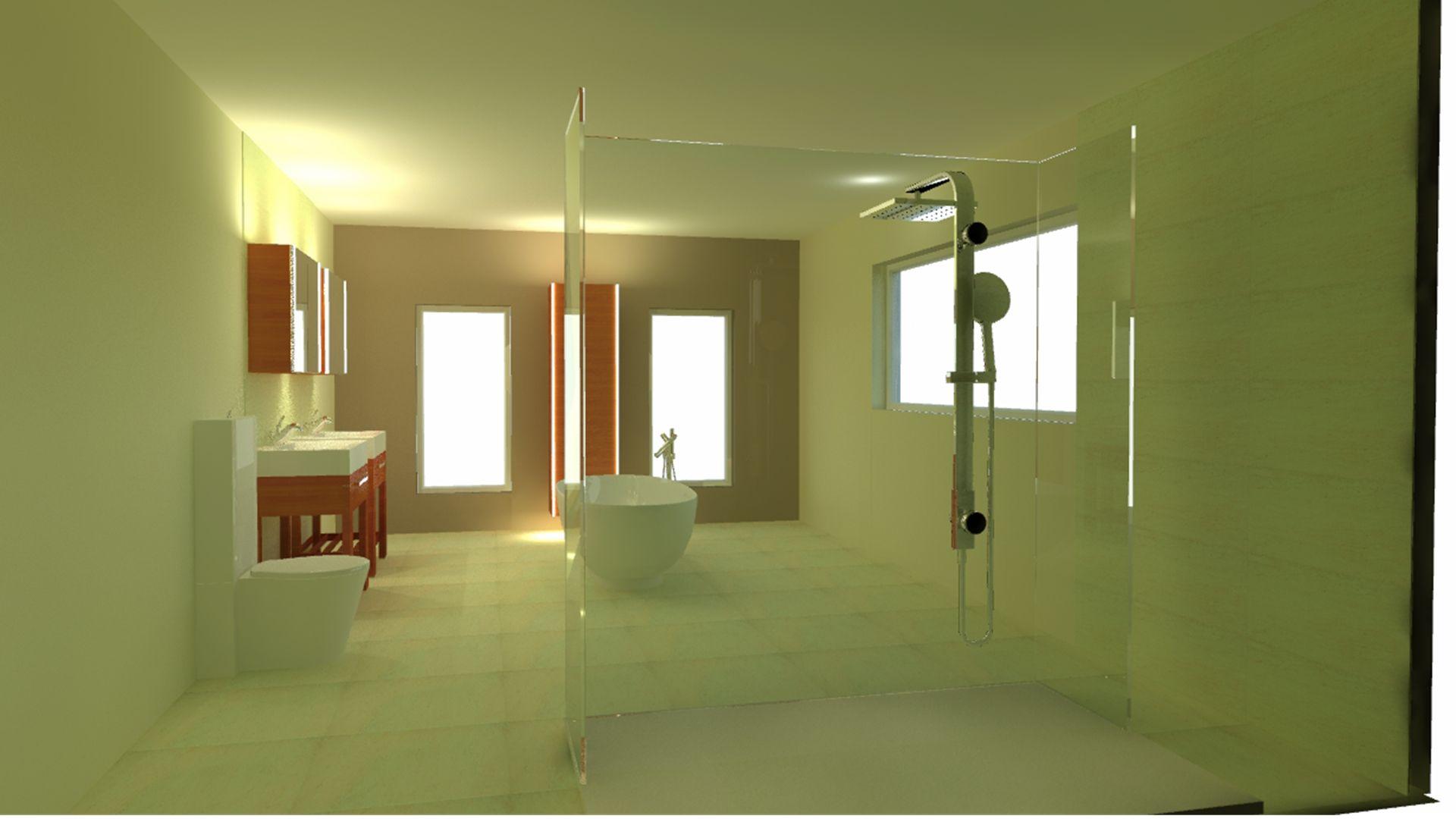 Option 2 with: V&A Amalfi Bath Duravit Second Floor furniture ...