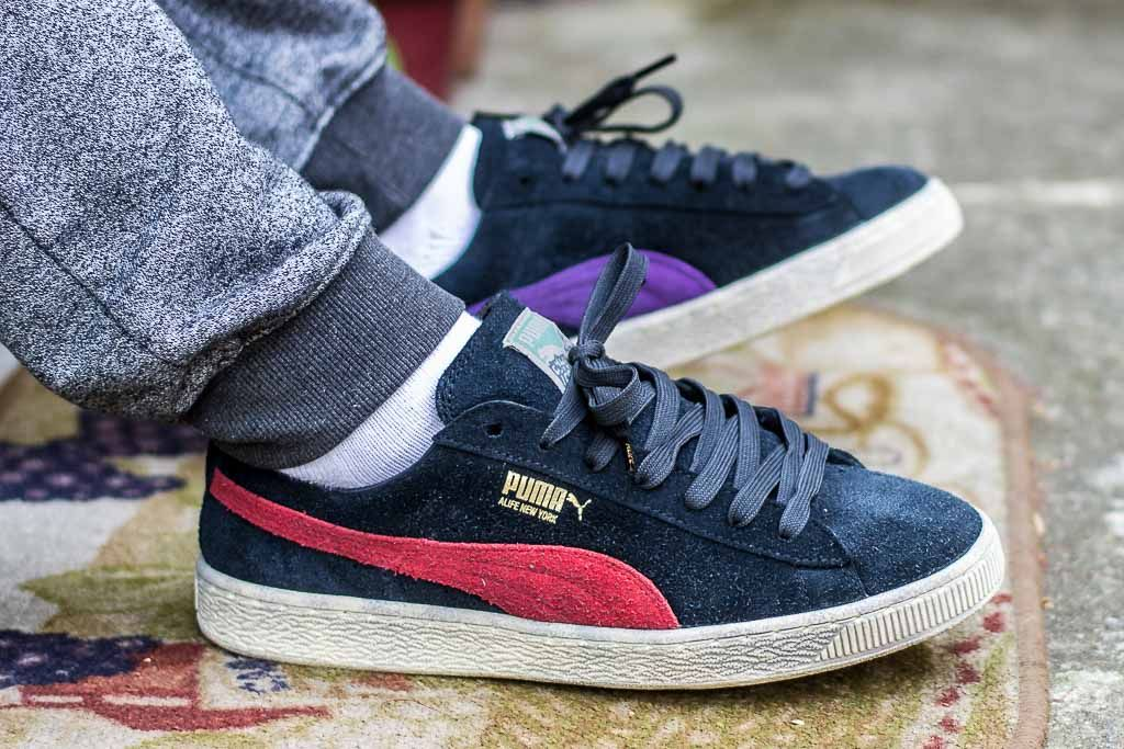 buy online c84d8 2c2ed Alife x Puma Suede Amazon & Black Sneaker Review | Sneakers ...