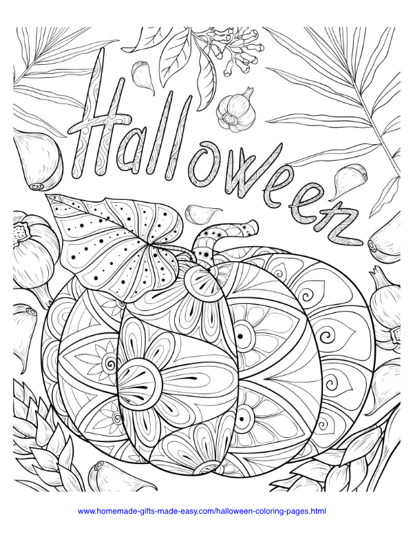 75 Halloween Coloring Pages Free Printables Pumpkin Coloring Pages Halloween Coloring Pages Halloween Coloring