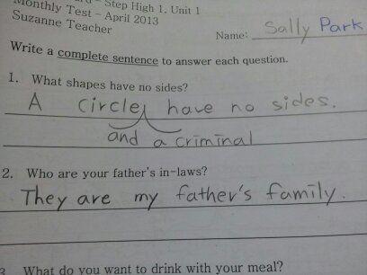 Criminals have no sides... apparently.