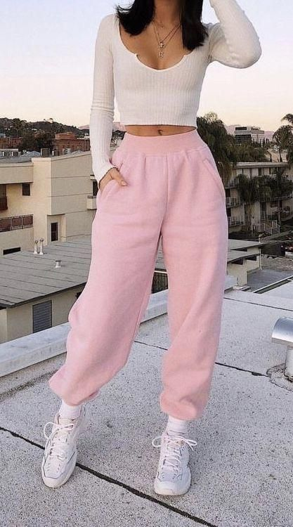 Daisy Street Plus relaxed cuffed sweatpants | ASOS