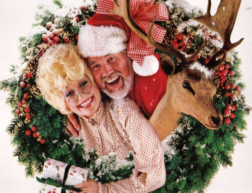 Dolly Parton & Kenny Rogers couples Halloween costume for