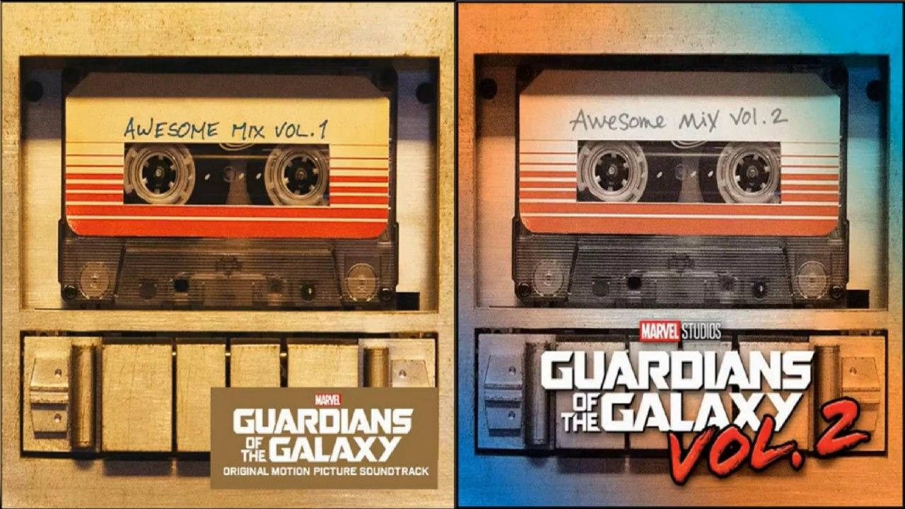 Guardians of the Galaxy  Awesome Mix Vol. 1   Vol. 2 (Full Soundtrack) fd200824952