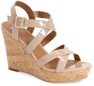 a0f7b6f37213 BP.  Summers  Wedge Sandal (Women)