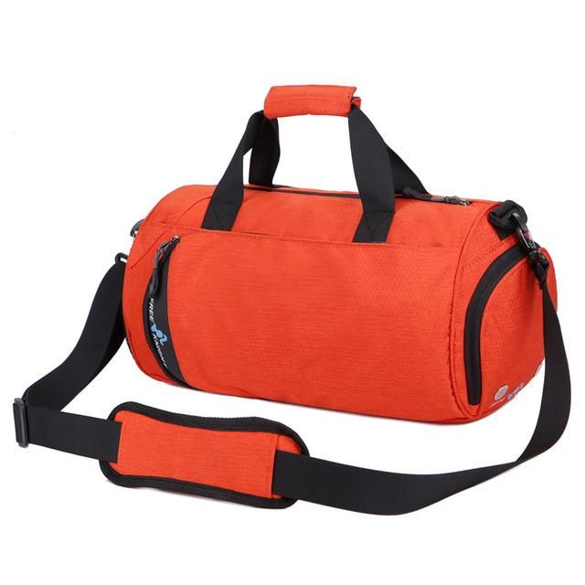 Nylon Outdoor Sports Bag - S. Free Knight Fitness Gym Bag Shoulder Gym dac268d1dfa42