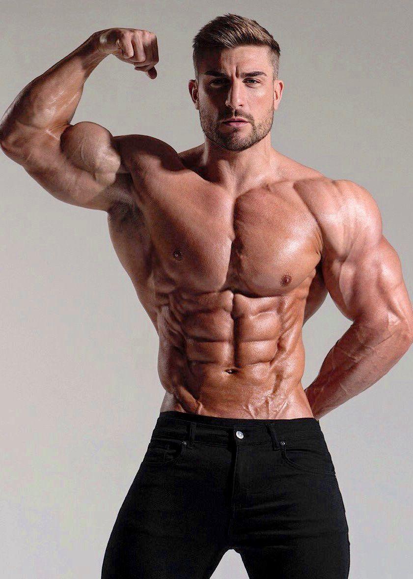 Surveying Men Muscle Men Muscular Men Bodybuilding