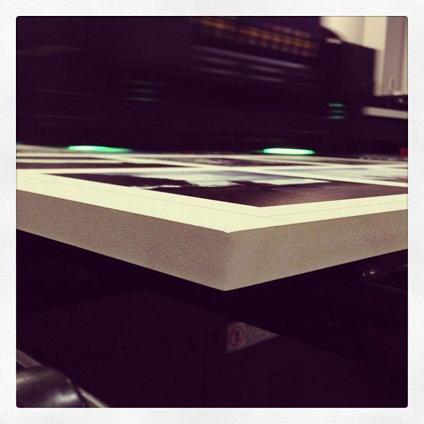 Smart-X 19 mm. en máquina!  #granformato, #impresiondigital, #grupdigital, #impresionfotografica,
