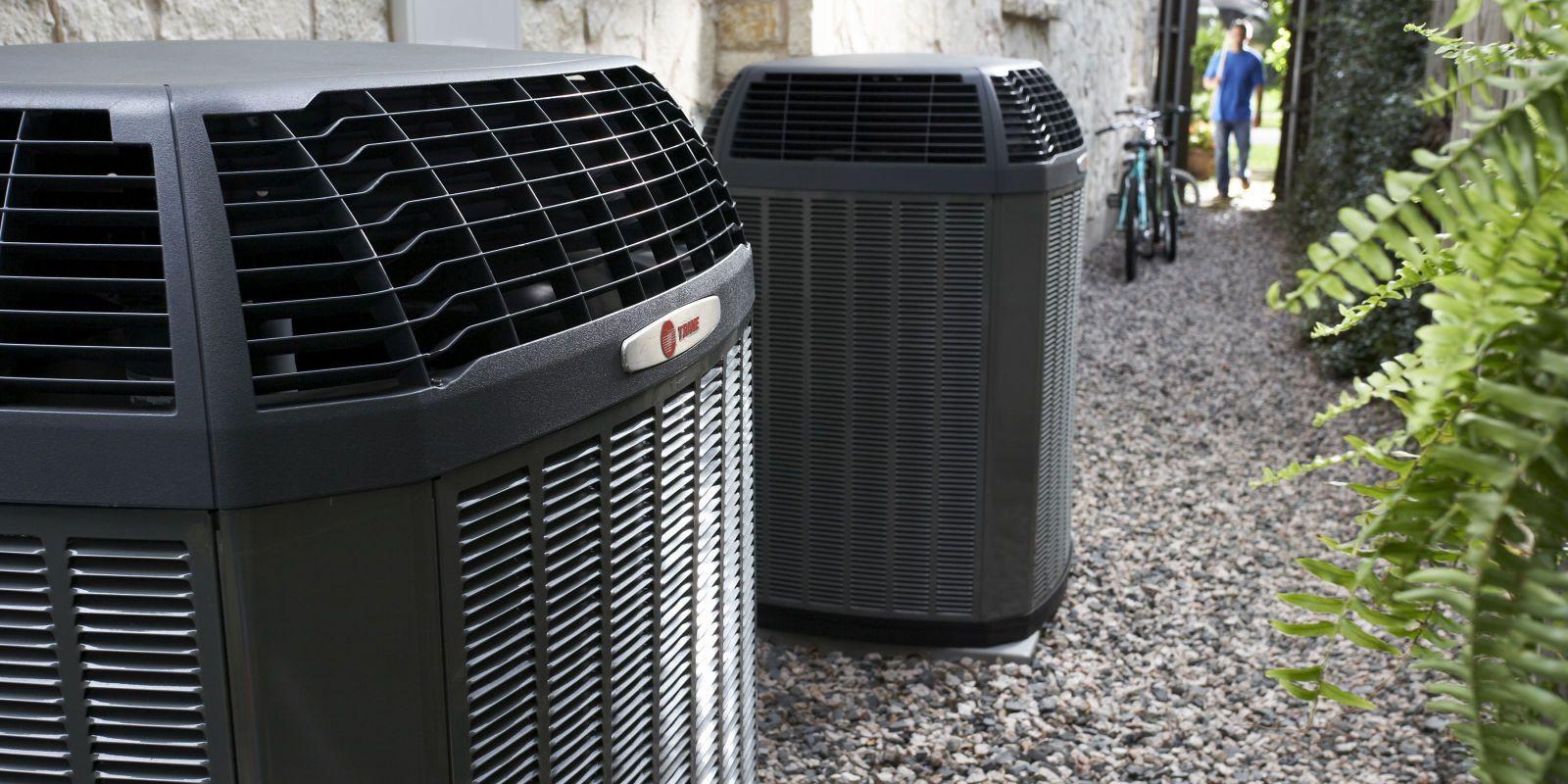 How to Fix a Broken Air Conditioner Broken air