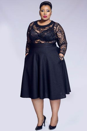 10 Fabulous Places To Find Plus Size Fashion In South