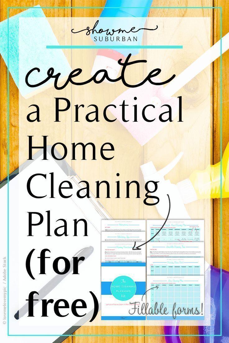 Photo of So erstellen Sie einen praktischen Reinigungsplan