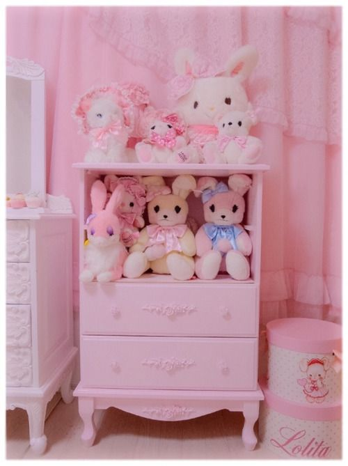 Pin By Abbey Payne On ☁soft Grunge Aesthetic☁ Pink Room