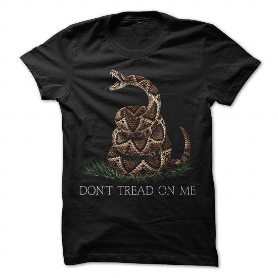 DONT TREAD ON ME TEE T-SHIRTS, HOODIES, SWEATSHIRT (19$ ==► Shopping Now)
