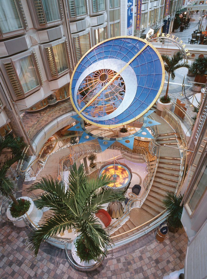 Atrium On Mariner Of The Seas