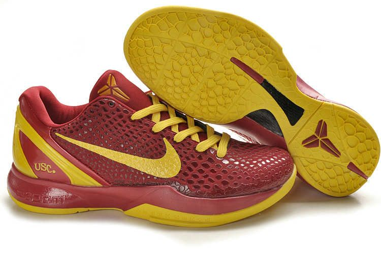Buy Nike Zoom Kobe VI Red Yellow Red BasketBall Shoes Discount Siisf from  Reliable Nike Zoom Kobe VI Red Yellow Red BasketBall Shoes Discount Siisf  ...