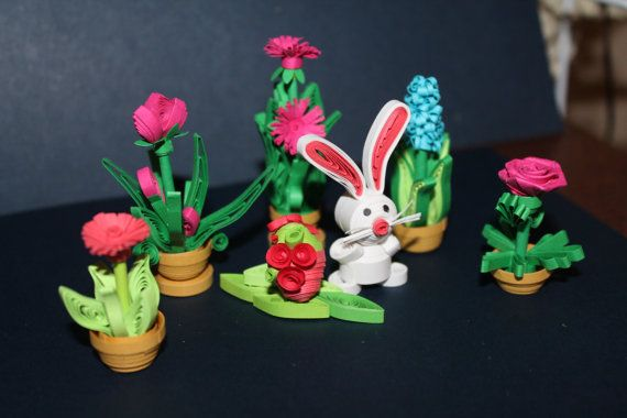 Hey, I found this really awesome Etsy listing at https://www.etsy.com/listing/222211931/miniature-garden-easter-bunny-easter-egg