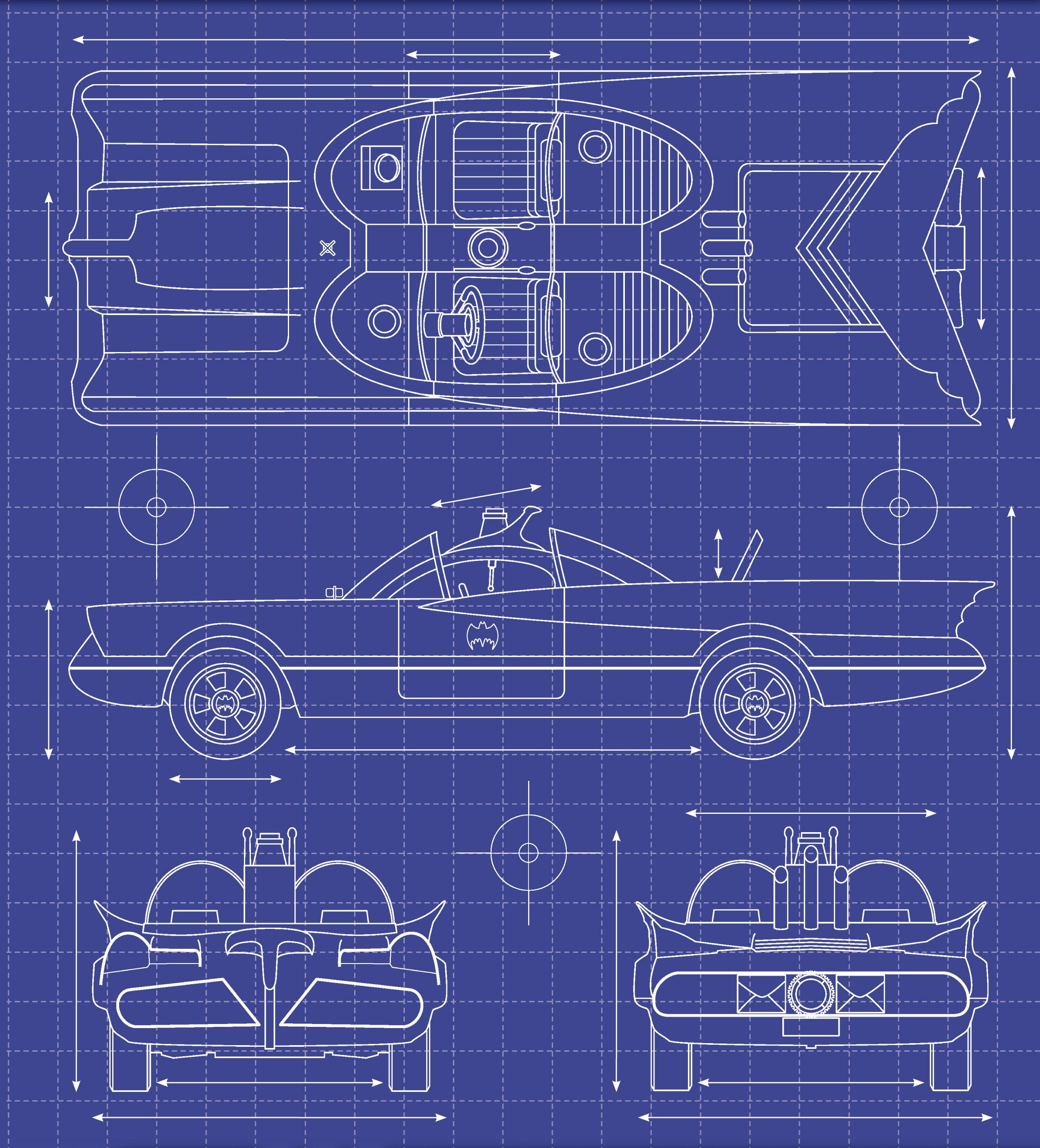 19133 batmobile schematics - Google Search | 1960's Batmobile ... on batwing schematics, trailer schematics, batpod schematics,