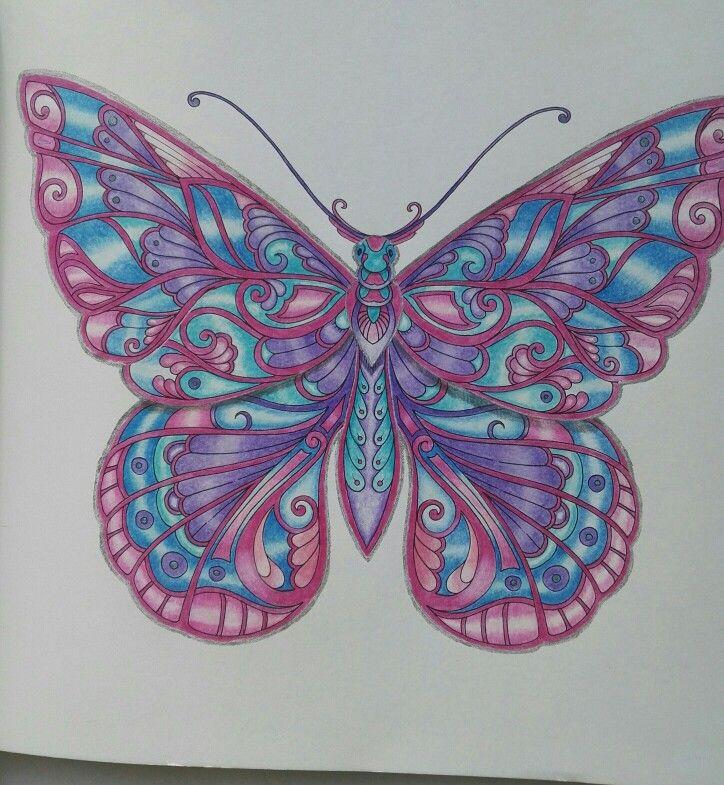 Magical jungle | Mariposas