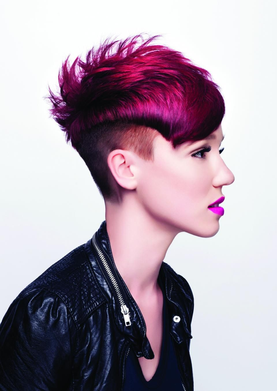 Hair icons inspiration garys benfield and creative